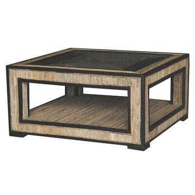 Jeffan Lima Square Coffee Table