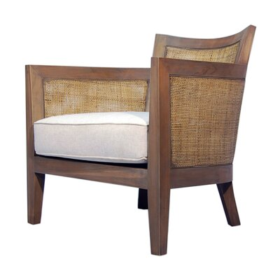 Mumba Fabric Lounge Chair