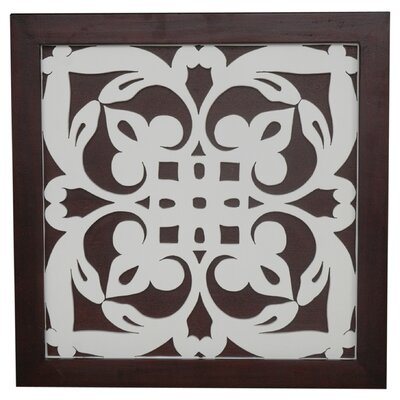 Jeffan Ratu Modern Fretwork Design 2 Wall Decor