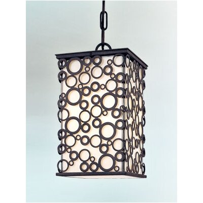 Troy Lighting Aqua 1 Light Hanging Lantern