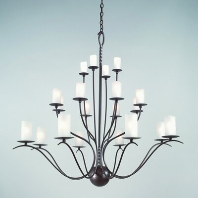Troy Lighting Avalon 20 Light Chandelier