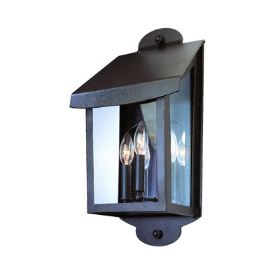 Troy Lighting Alpine 3 Light Outdoor Wall Lantern