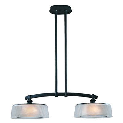 Troy Lighting Finley 2 Light Pendant Island