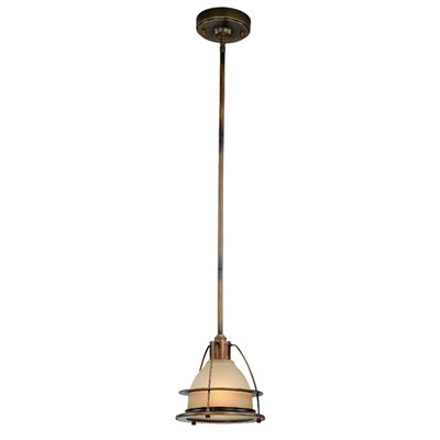 Bristol Bay 1 Light Pendant