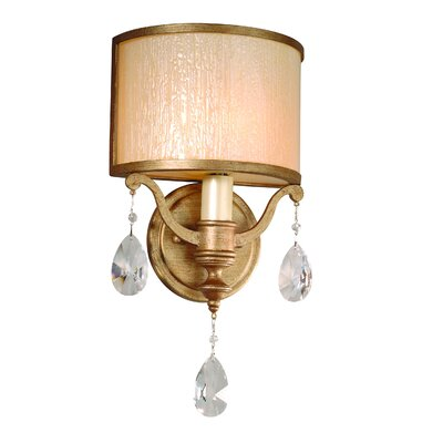 Corbett Lighting Roma ADA 1 Light Wall Sconce