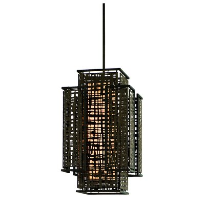 Corbett Lighting Shoji Entry Foyer Pendant