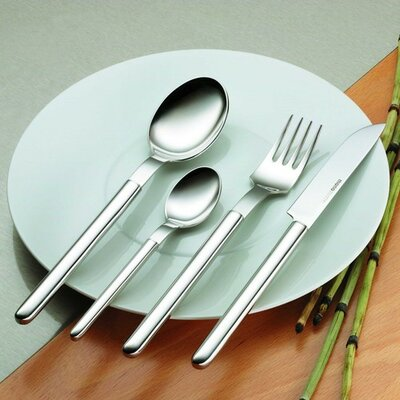 mono Mono Oval Flatware Set by Peter Raacke