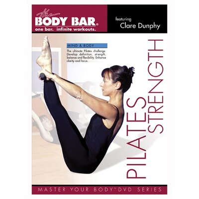 BodyBar Pilates Strength DVD