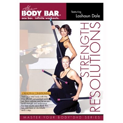 BodyBar Strength Resolutions DVD