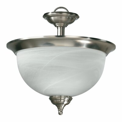 Quorum Ashton 3 Light Convertible Inverted Pendant