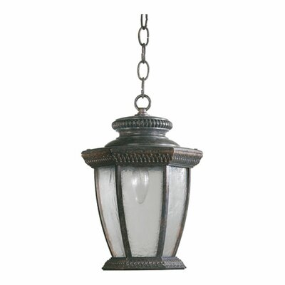 Quorum Baltic 1 Light Hanging Lantern