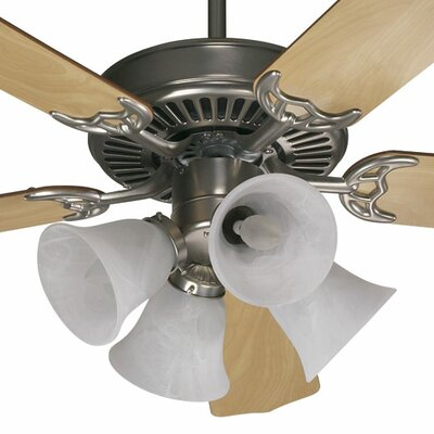 "Quorum 52"" Capri II 5 Blade Ceiling Fan"