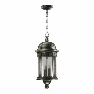 Quorum Presidio 3 Light Pendant