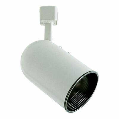 Quorum 1 Light Round Back Cylinder Track Light