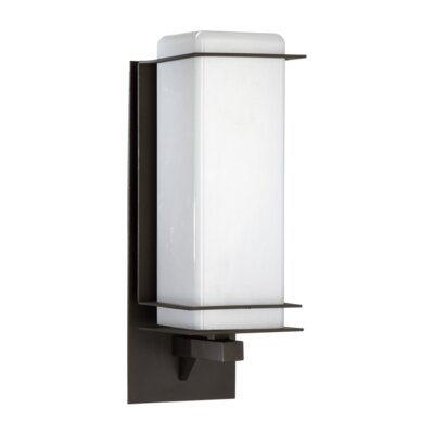Quorum Balboa 1 Light Outdoor Wall Lantern