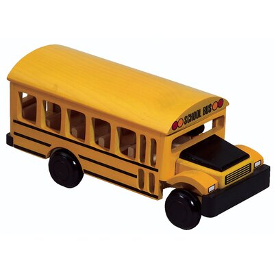 The Original Toy Company Town Trucks School Bus