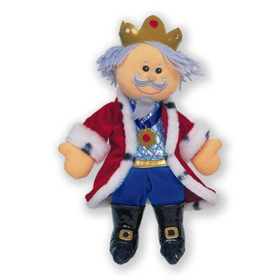 The Original Toy Company Tellatale Puppet King