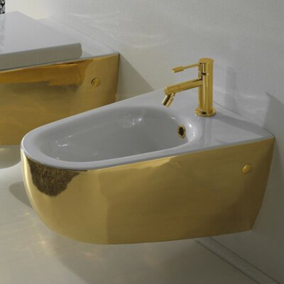 Scarabeo by Nameeks Tizi Wall-Mounted Bidet
