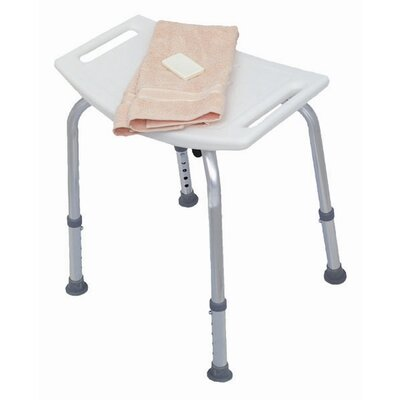 Briggs Healthcare Blow-Molded Bath Seat without Backrest