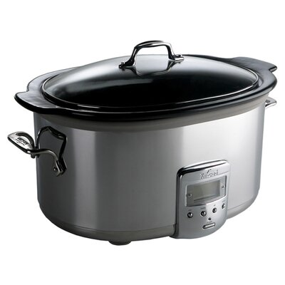 All-Clad 6.5 Quart Slow Cooker with Ceramic Insert