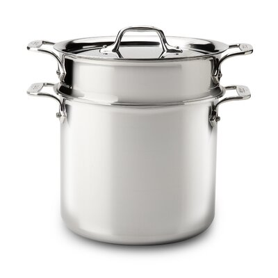 All-Clad Stainless Steel 7-qt. Multi-Pot