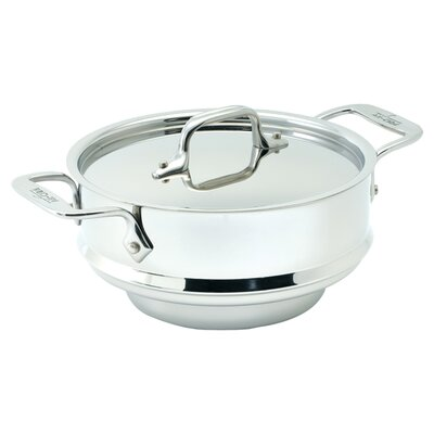All-Clad 3 Qt. All Purpose Steamer Insert