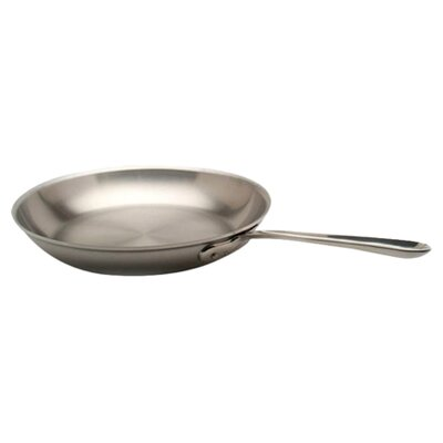 All-Clad Master Chef 2 Fry Pan