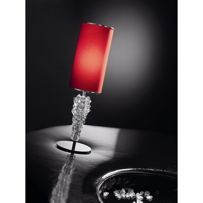 Axo Light Subzero Table Lamp with Red Glass