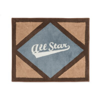 Sweet Jojo Designs All Star Sports Collection Floor Rug