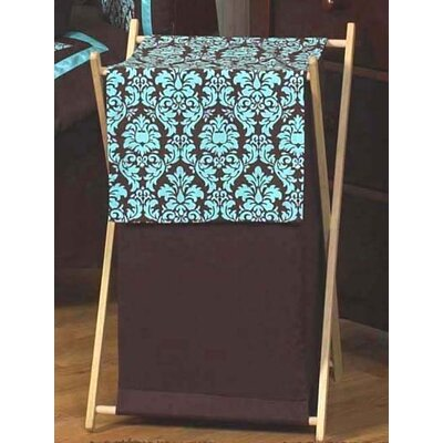 Sweet Jojo Designs Bella Turquoise Collection Laundry Hamper