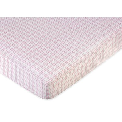 Sweet Jojo Designs Pony Fitted Crib Sheet