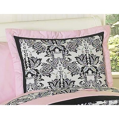 Sweet Jojo Designs Sophia Collection Standard Pillow Sham