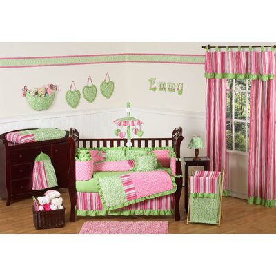 Sweet Jojo Designs Olivia Crib Bedding Collection