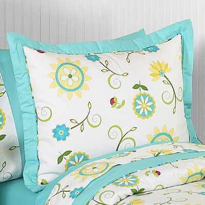 Sweet Jojo Designs Layla Collection 4pc Twin Bedding Set