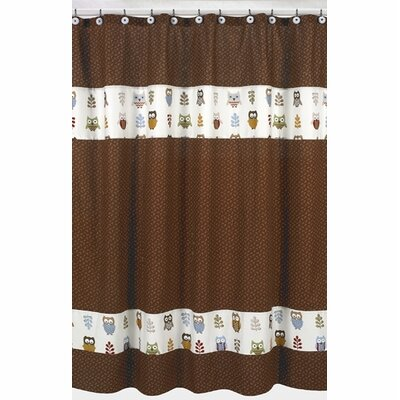 Owl Collection Shower Curtain