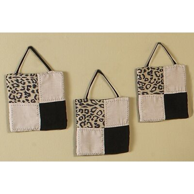 Sweet Jojo Designs Animal Safari Collection Wall Hangings