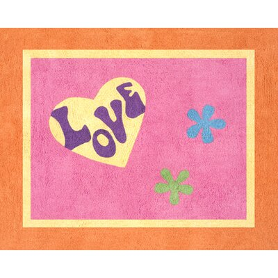 Sweet Jojo Designs Groovy Collection Floor Rug