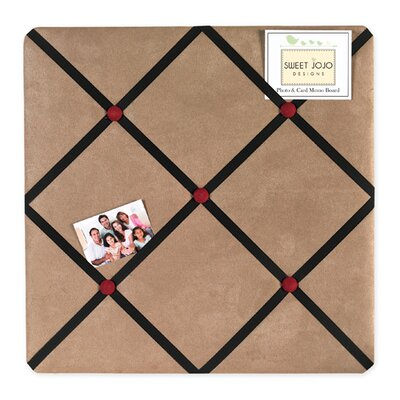 Sweet Jojo Designs Pirate Treasure Cove Collection Memo Board