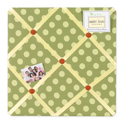 Sweet Jojo Designs Forest Friends Collection Memo Board