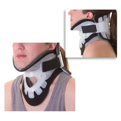 Medline 2 Piece Atlas Cervical Collar