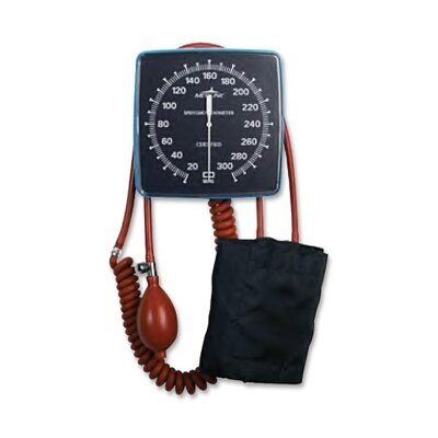 Medline Adult Wall Mount Neoprene Aneroid