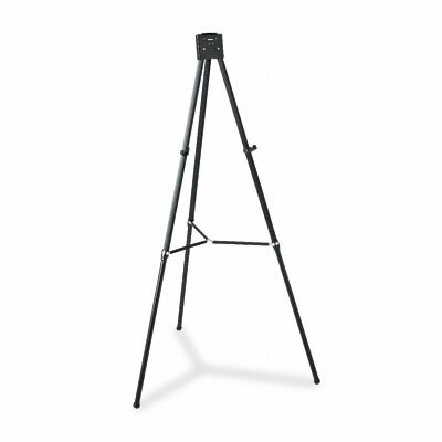Quartet® Heavy-Duty Adjustable Telescoping Tripod Easel