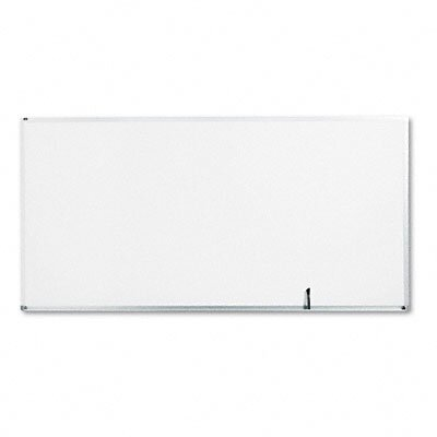 Quartet® Standard Dry-Erase Board in White with Aluminum Frame