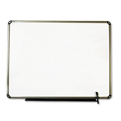 "Quartet® Total Dry Erase Board, 48"" Wide"
