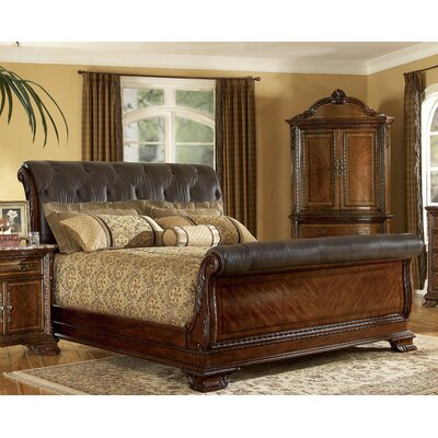 A.R.T. Old World Sleigh Bedroom Collection