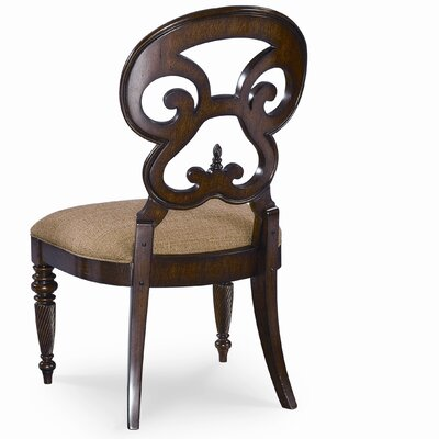 A.R.T. British Heritage Butterfly Back Side Chair
