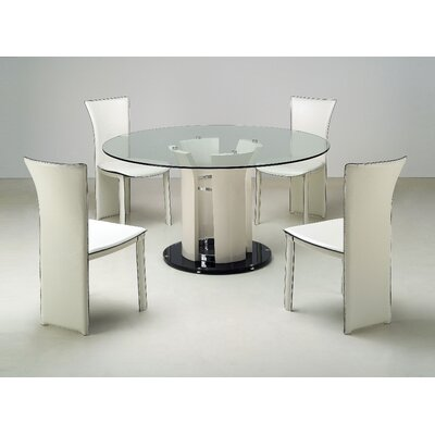 Chintaly Deborah 5 Piece Dining Set
