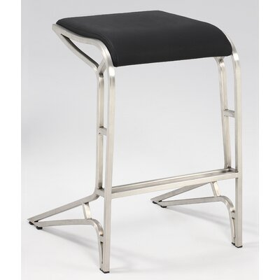 Chintaly Backless Contemporary Stool