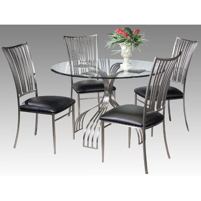 Chintaly Imports Ashtyn 5 Piece Dining Set