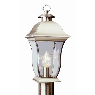 "TransGlobe Lighting Outdoor 17""  Post Lantern"